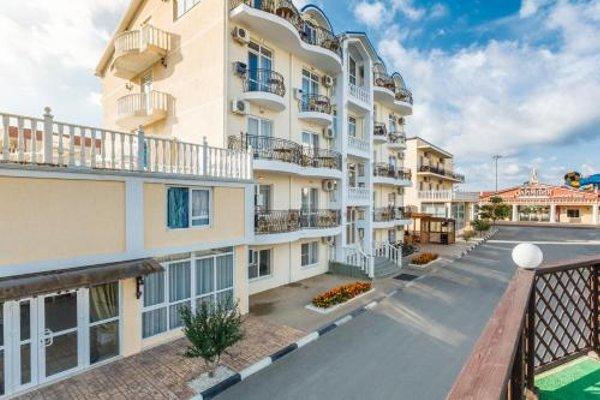 Отель Атриум - фото 22