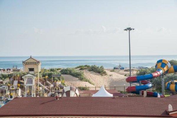 Отель Атриум - фото 23