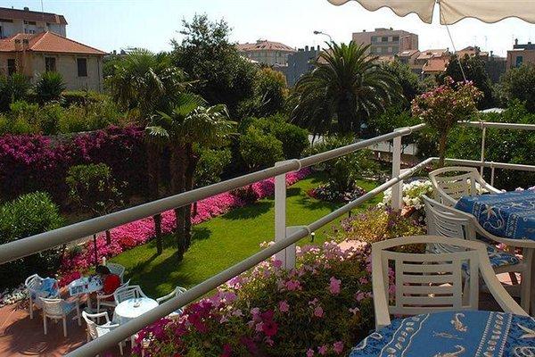 Hotel Riviera Spotorno - фото 11