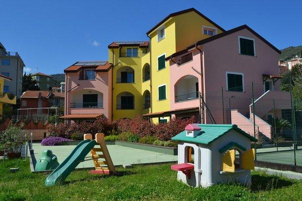 Hotel Riviera Spotorno - фото 15