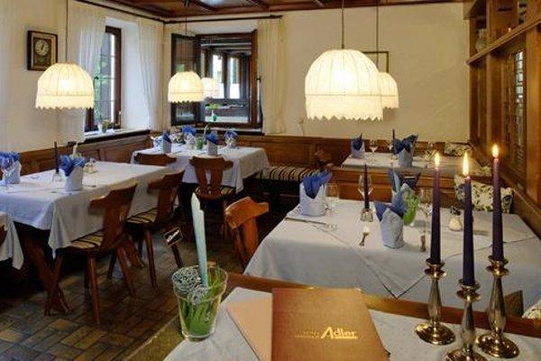 Hotel Gasthof Adler - 12