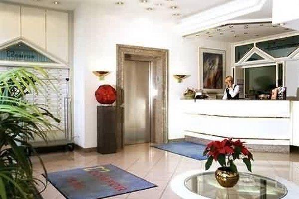 Comfor Hotel Frauenstrasse - фото 16