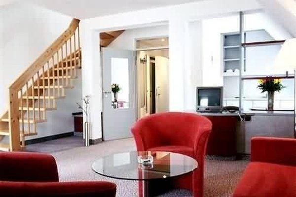 Comfor Hotel Frauenstrasse - фото 7