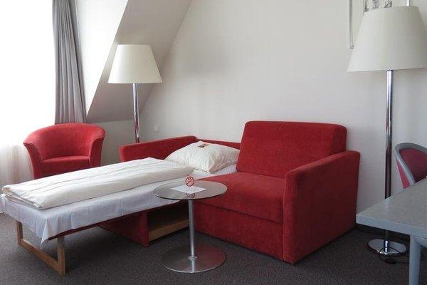 Comfor Hotel Frauenstrasse - фото 8