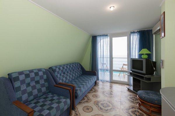 Отель Oleandr - фото 8