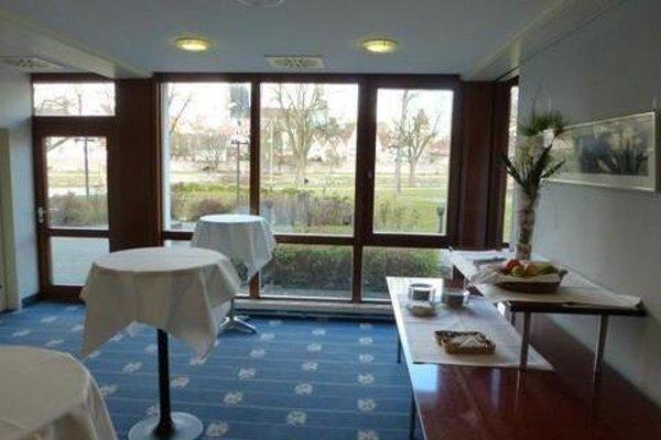 Golden Tulip Parkhotel Neu-Ulm - фото 11