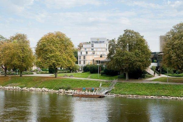 Golden Tulip Parkhotel Neu-Ulm - фото 18