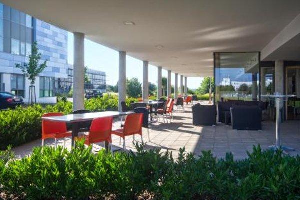 iQ-Hotel Ulm - фото 18
