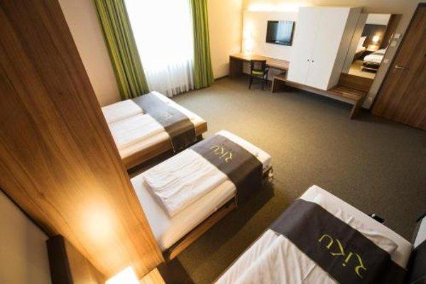 RiKu HOTEL Neu-Ulm - фото 33