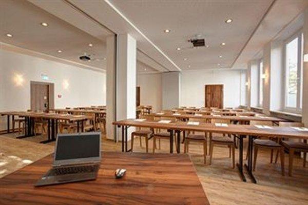 RiKu HOTEL Neu-Ulm - фото 14
