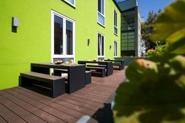 RiKu HOTEL Neu-Ulm - фото 21