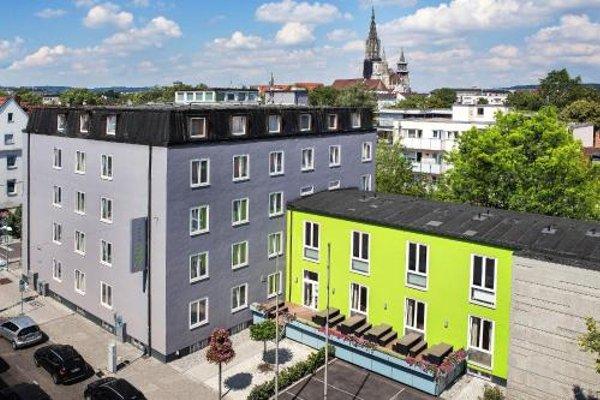RiKu HOTEL Neu-Ulm - фото 22