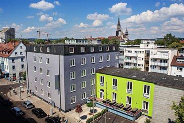 RiKu HOTEL Neu-Ulm - фото 23