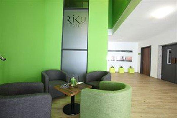 RiKu HOTEL Neu-Ulm - фото 7