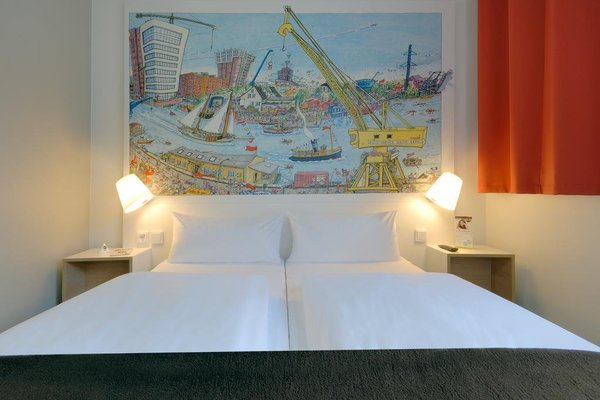 B&B Hotel Hamburg-Harburg - фото 6