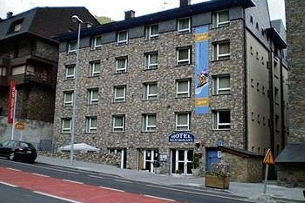 Hotel Vall Ski - фото 21