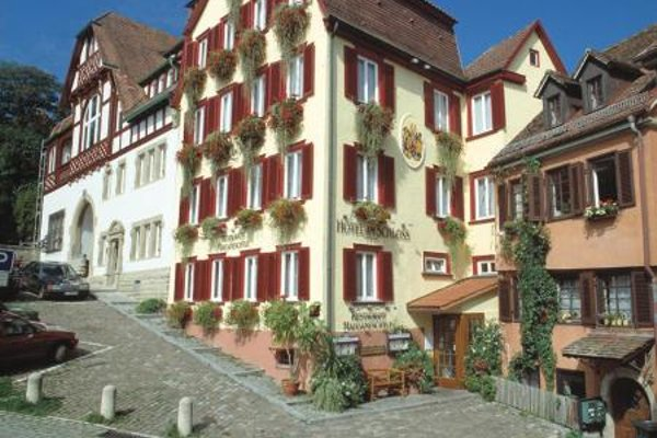 Hotel Am Schloss - фото 22