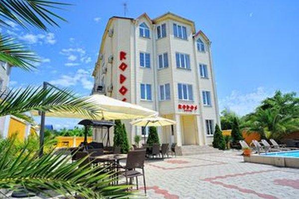 Гостиница Родос - фото 3