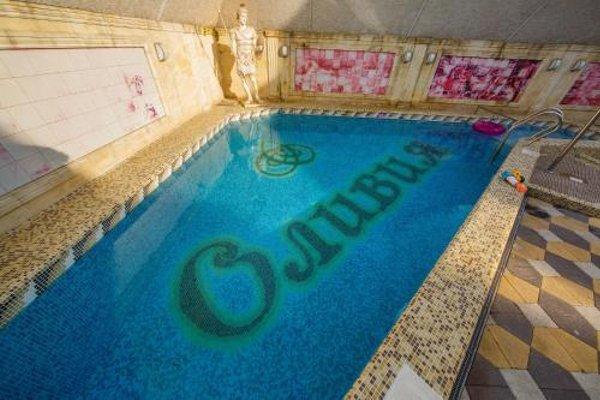 Отель Оливия - 20