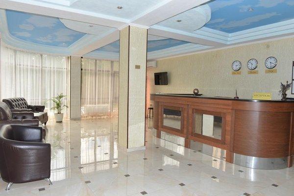 Отель Олимпия Лазаревское - фото 9