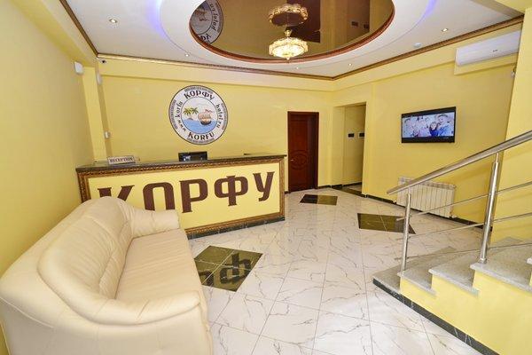Отель Корфу - фото 15