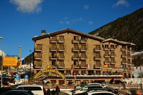 Hotel Parador Canaro & Ski - фото 23