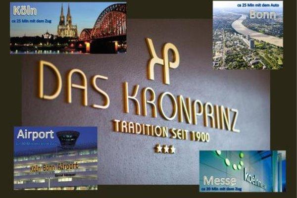 Hotel Kronprinz - 21