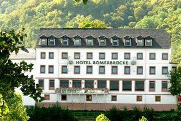 Hotel Romerbrucke - фото 23