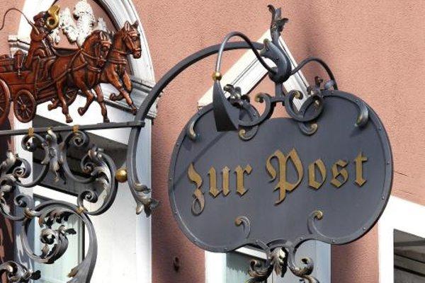 Hotel Zur Post - фото 11
