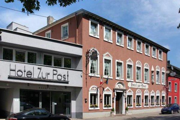 Hotel Zur Post - фото 23