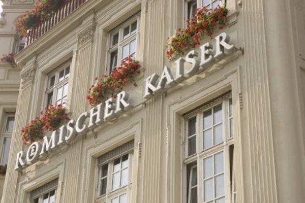 Hotel Roemischer Kaiser - фото 23