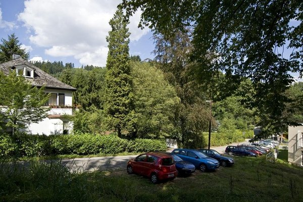 Schroeders Stadtwaldhotel - фото 22