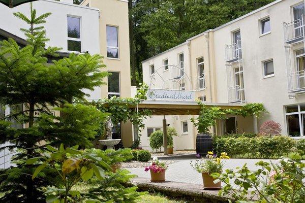 Schroeders Stadtwaldhotel - фото 23