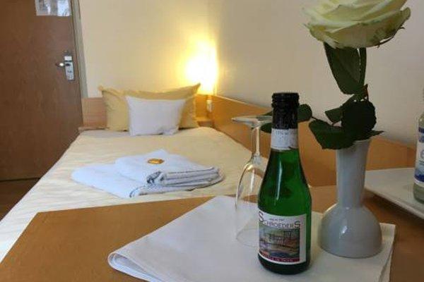 Schroeders Stadtwaldhotel - фото 7