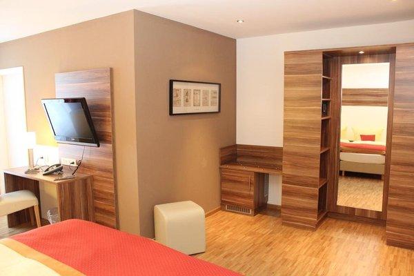 Schroeders Stadtwaldhotel - фото 8