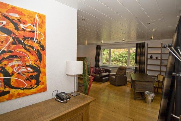 Schroeders Stadtwaldhotel - фото 9