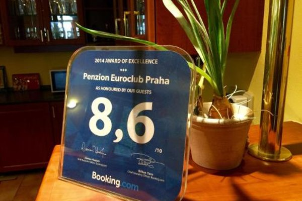Penzion Euroclub Praha - 13