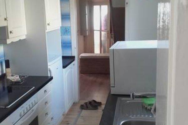 Apartments Sonne am Sund und Traumblick am Sund - фото 11