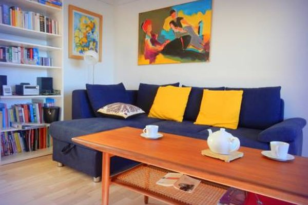 Apartments Sonne am Sund und Traumblick am Sund - фото 15