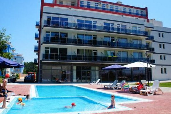 Aparthotel Cote D'Azure - фото 20