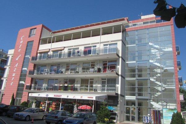 Aparthotel Cote D'Azure - фото 23