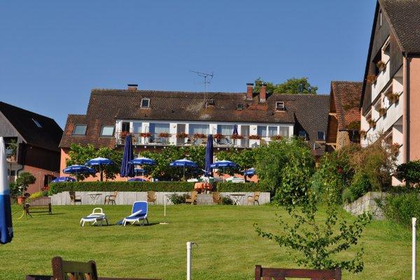 Hotel-Restaurant Insel-Hof - фото 21