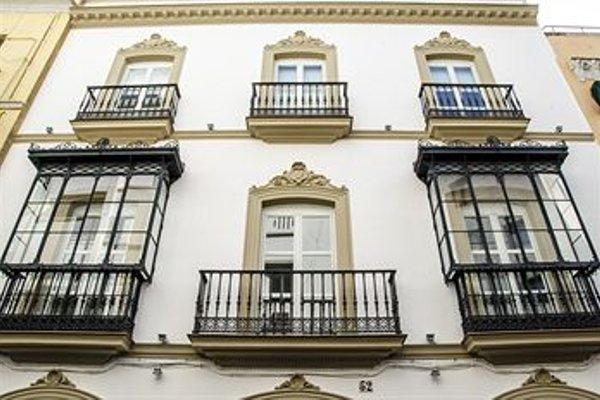 Suites Sevilla Plaza - фото 22