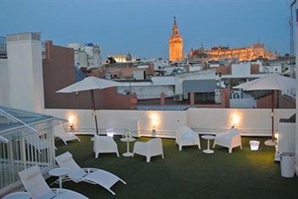 Suites Sevilla Plaza - фото 23
