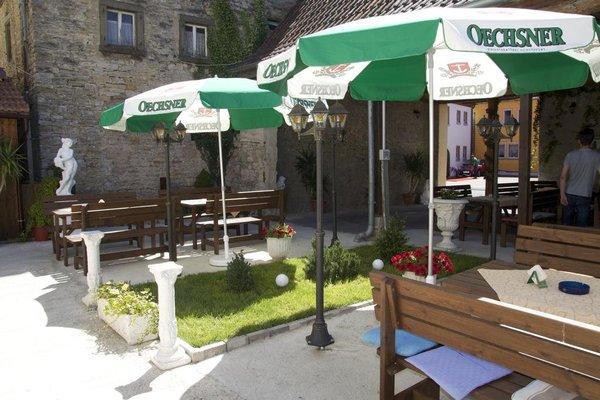 Hotel Schwarzach am Main - фото 21