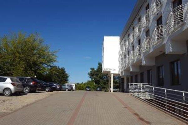 Hotel Olecko - фото 10