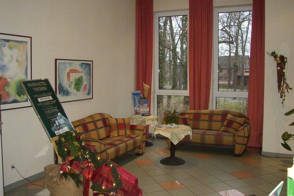 Akzent Parkhotel Trebbin - фото 5