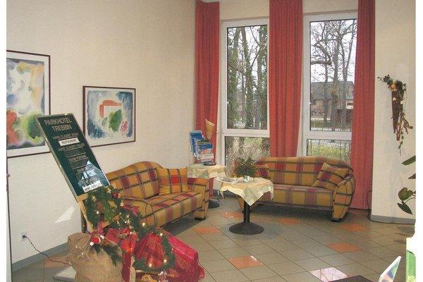 Akzent Parkhotel Trebbin - фото 6