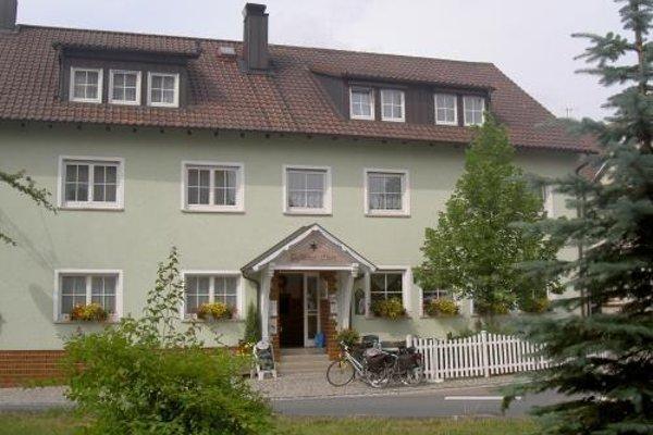 Landhotel Goldener Stern - фото 10