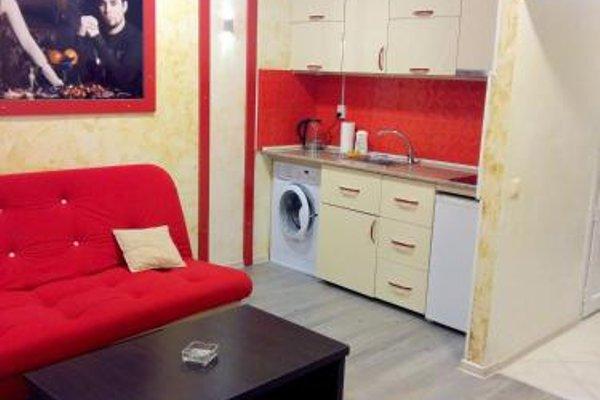 Рок отель Первая Линия - фото 10